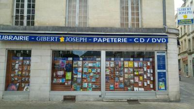 Gibert Joseph Musique - Disquaire - Poitiers