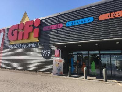 Gifi - Discount, destockage et dégriffés - Saint-Dizier