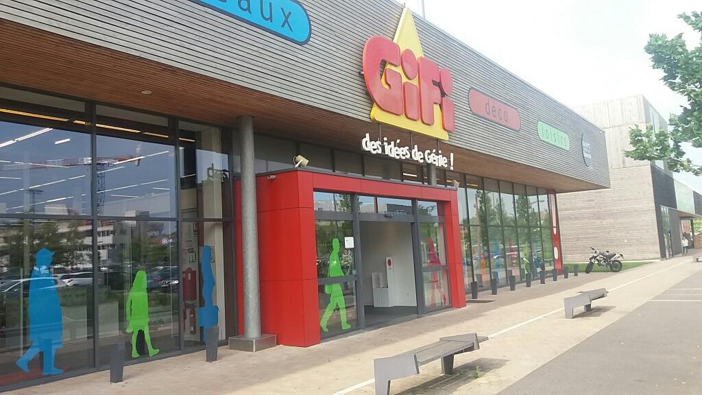 Gifi à Marquette Lez Lille
