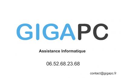 GIGA PC Informatique - Dépannage informatique - Dijon