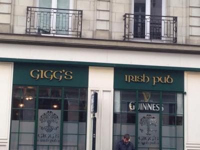 Gigg's Irish Pub - Café bar - Nantes