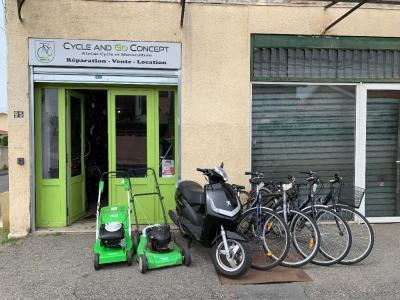 Cycle And Go Concept - Affûtage - Pessac