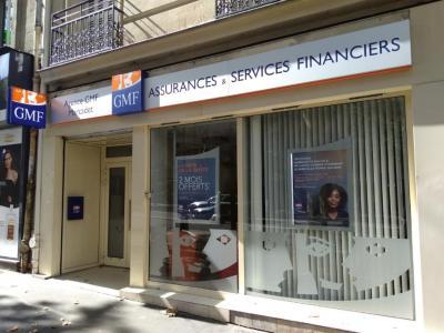 Gmf - Mutuelle d'assurance - Paris