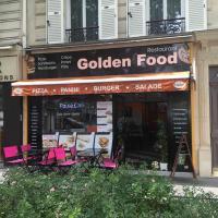 Golden Food - PARIS