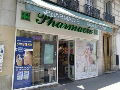 Pharmacie Goldfarb Marie - Pharmacie - Paris