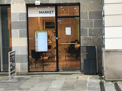 Goldmarket - Achat et vente d'or - Rennes