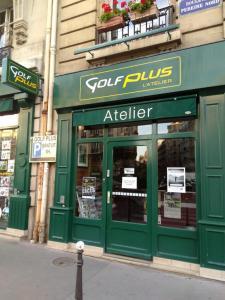 GOLF PLUS Voyages Giannoni - Magasin de sport - Paris