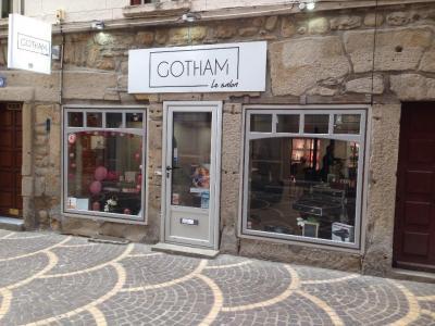 Gotham le Salon - Coiffeur - Saint-Étienne