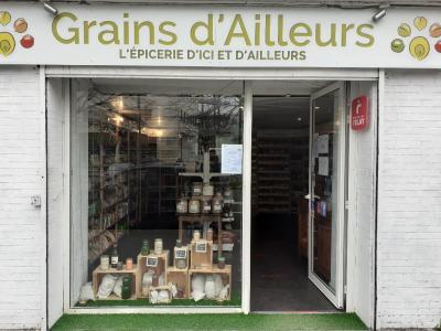Grains d'Ailleurs - Alimentation générale - Nantes