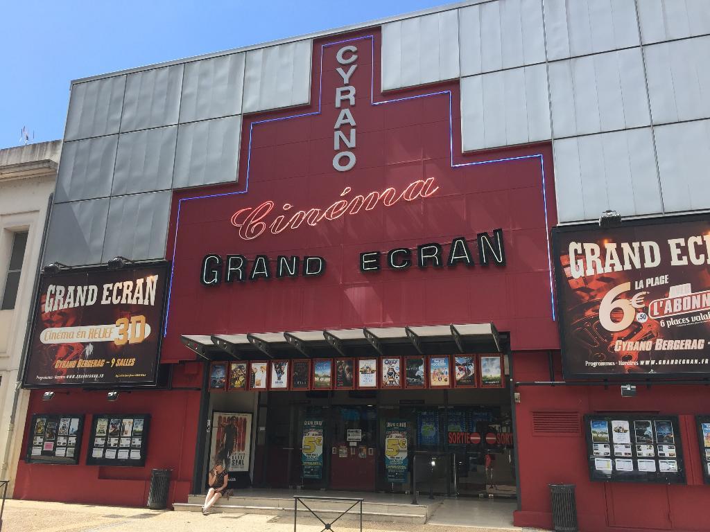 Grand Ecran Cyrano Bergerac Bergerac - Cinéma (adresse, avis)