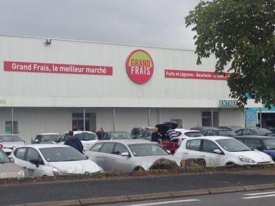 Grand Frais - Supermarché, hypermarché - Brive-la-Gaillarde