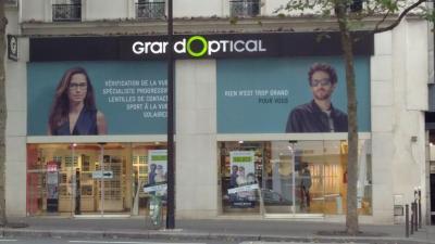 Grandoptical - Opticien - Paris