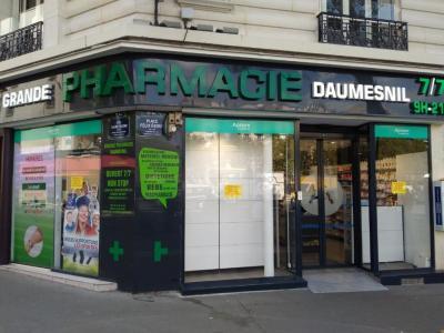 Grande Pharmacie Daumesnil Selas - Pharmacie - Paris