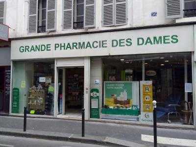Grande Pharmacie Des Dames - Pharmacie - Paris