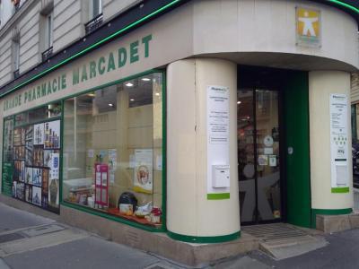 Grande Pharmacie Marcadet - Pharmacie - Paris