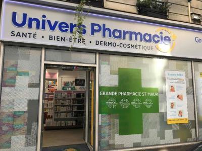 Grande Pharmacie de Saint Maur - Pharmacie - Paris