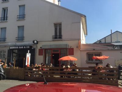 Granny Alice - Restaurant - Montreuil
