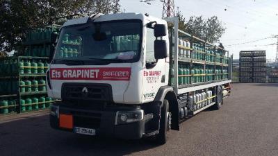 Grapinet - Production et distribution de gaz butane et propane - Saint-Dizier