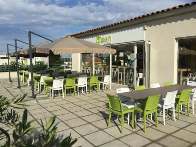 Green is better - Restaurant - Marseille