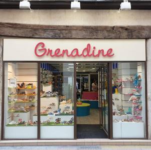 Grenadine - Chaussures - Bourg-en-Bresse