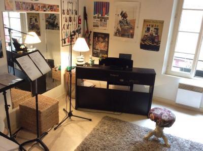 Grenier Sophie - Leçon de musique et chant - Vannes
