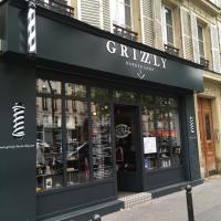 BEAR & CO Grizzly Barbershop - PARIS