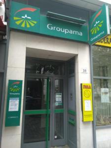 Groupama - Agent général d'assurance - Paris