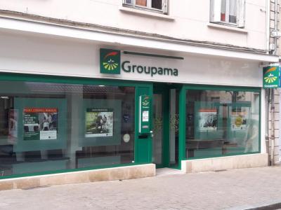 Groupama Rhône-Alpes Auvergne - Société d'assurance - Bourges