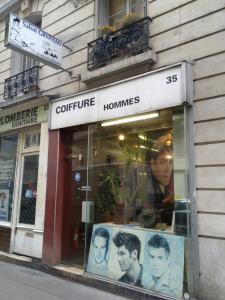 Gryphan Coiffure - Coiffeur - Paris
