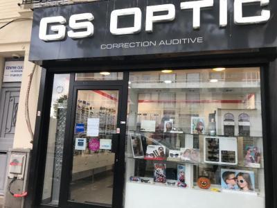GS Optic - Opticien - Montreuil