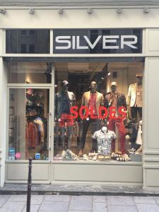 Silver - Vêtements homme - Paris