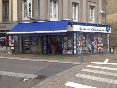 Maison de La Presse - Librairie - Avranches