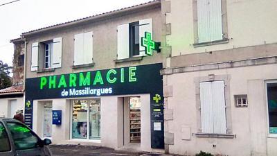 Pharmacie de Massillargues - Pharmacie - Avignon