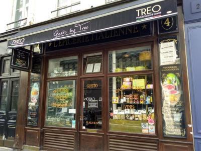GUSTO By TREO - Alimentation générale - Paris