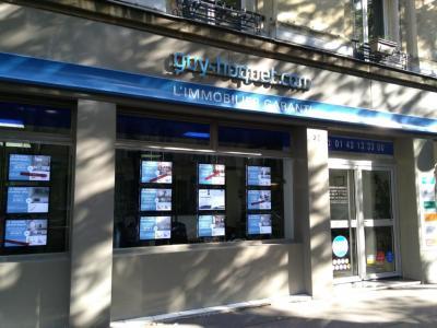 Guy Hoquet l'Immobilier - Agence immobilière - Paris