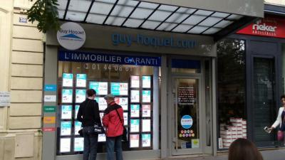 Guy Hoquet L'Immobilier TGA LES GOBELINS - Agence immobilière - Paris