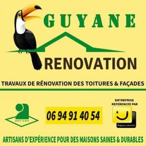 Guyane Renovation - Entreprise de couverture - Cayenne