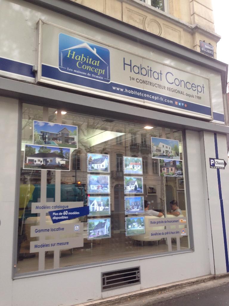Avis Maison Habitat Concept habitat concept lille - construction (adresse, horaires)