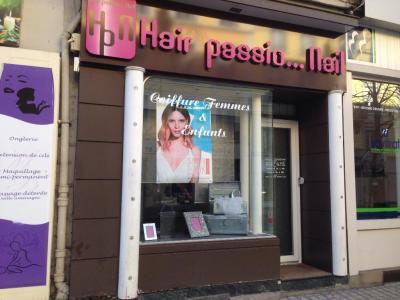 Hair Passion Nail - Coiffeur - Saint-Étienne