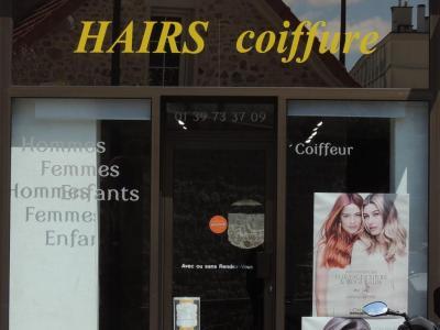 Hairs Coiffure - Coiffeur - Saint-Germain-en-Laye