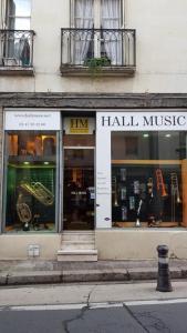 Hall Music - Vente et location d'instruments de musique - Tours
