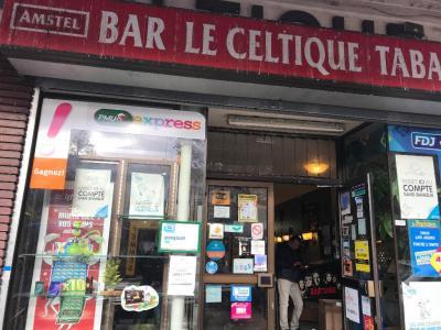 Han Aline - Café bar - Montreuil