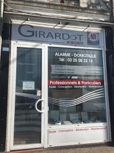 Hanin Gérard - Vente d'alarmes et systèmes de surveillance - Saint-Dizier
