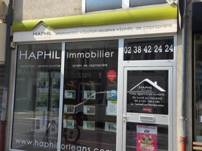Haphil Immobilier - Agence immobilière - Orléans