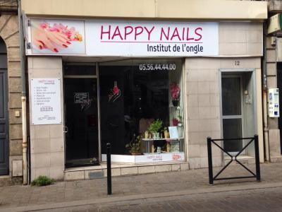 Happy Nail - Manucure - Bordeaux