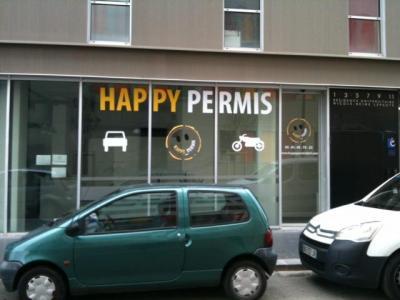 Happy Permis BNF - Auto-école - Paris