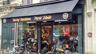 Ats Etoile - Agent concessionnaire motos et scooters - Paris