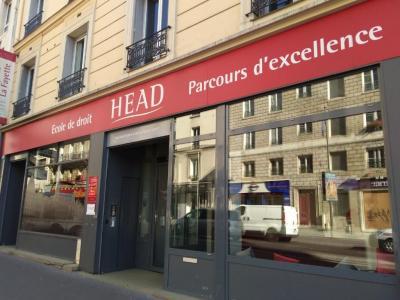 Hautes Etudes Appliquées Du Droit-HEAD - Enseignement supérieur privé - Paris