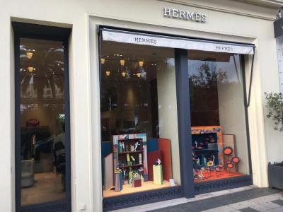 Hermès - Horlogerie en gros - Nice