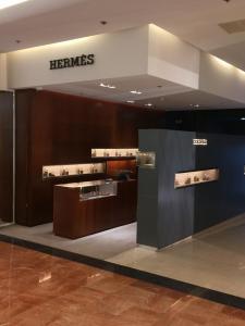 Hermès Parfumeur Galeries Lafayette Haussmann - Vêtements femme - Paris